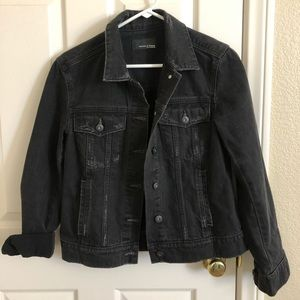 Articles of Society Denim Distressed Jacket (s)